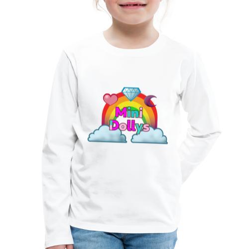 Dollys - Långärmad premium-T-shirt barn