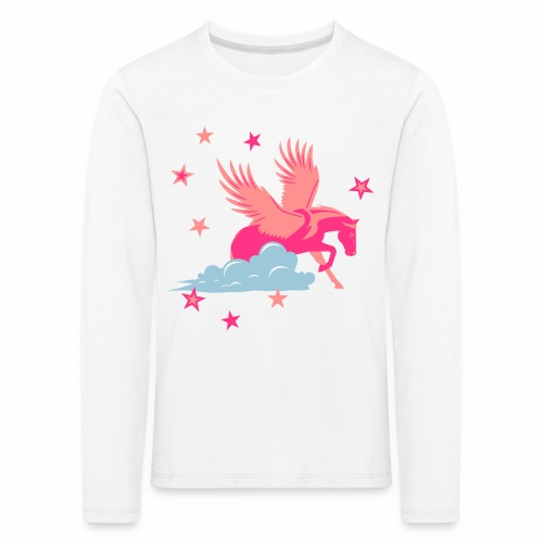 Star Pegasus - Kinder Premium Langarmshirt