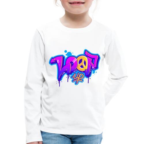 Look for Loop UP - Kinder Premium Langarmshirt