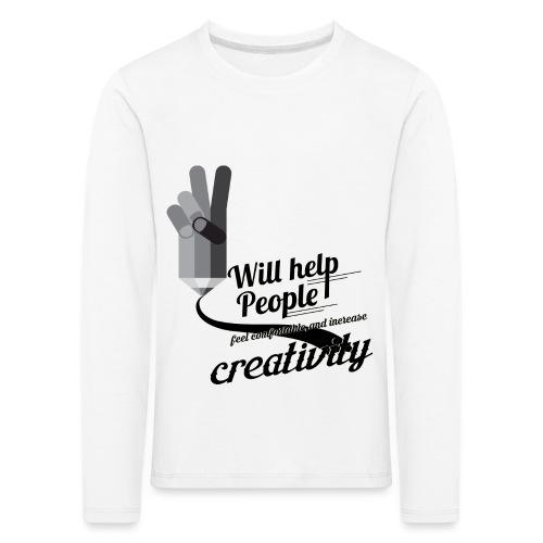 crati - Kids' Premium Longsleeve Shirt