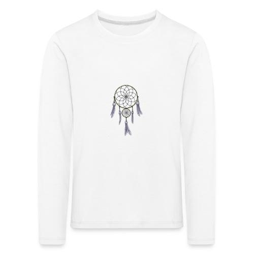 Cut_Out_Shapes_Pro_-_03-12-2015_10-31-png - Børne premium T-shirt med lange ærmer