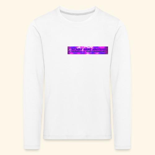 Banner - Kids' Premium Longsleeve Shirt