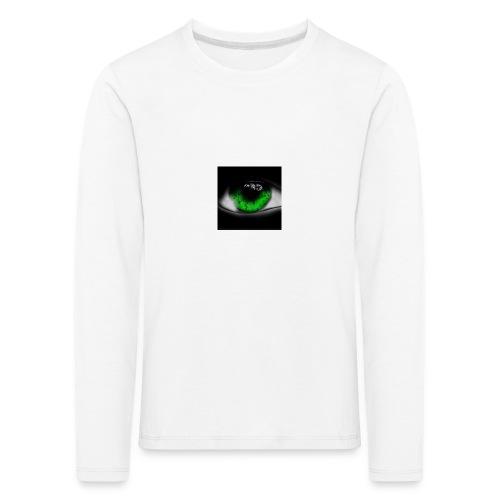 Green eye - Kids' Premium Longsleeve Shirt