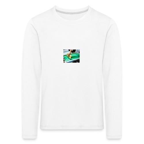 descarga - Camiseta de manga larga premium niño