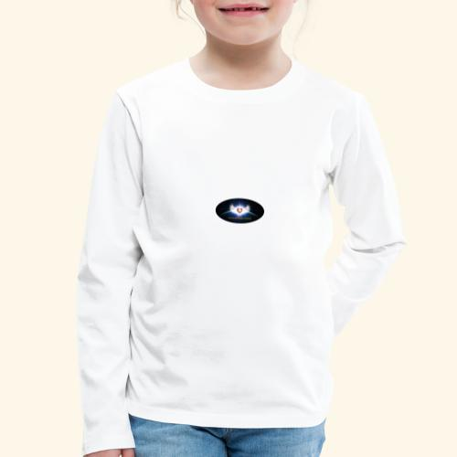 AMH Symbol - Kinder Premium Langarmshirt