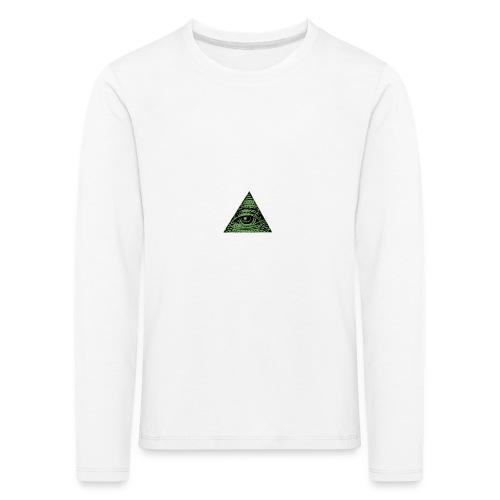 Illuminati - Kinder Premium Langarmshirt
