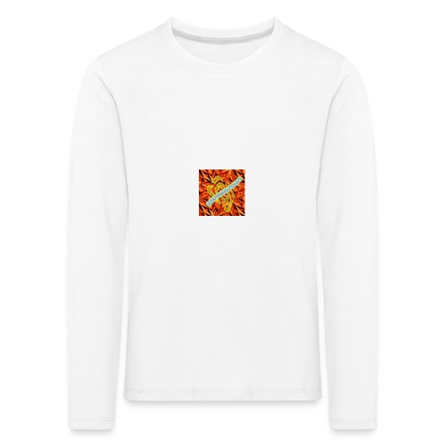 sverimasken2 - Långärmad premium-T-shirt barn