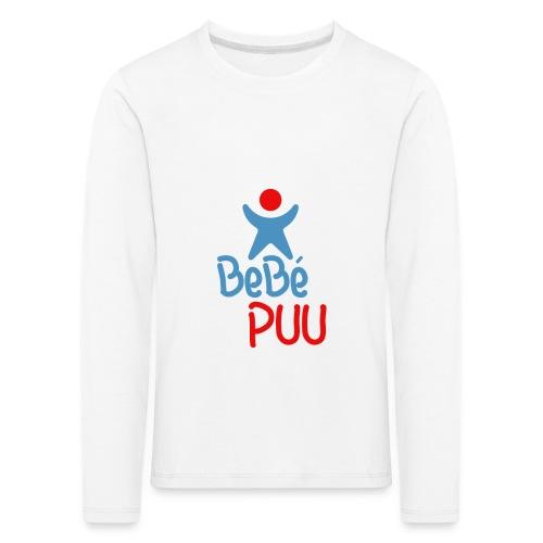 BeBé puu - Camiseta de manga larga premium niño