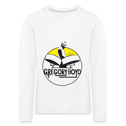 INTRODUKTION ELEKTRO STEELPANIST GREGORY BOYD - Børne premium T-shirt med lange ærmer