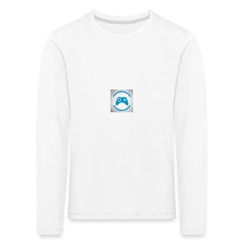 mijn logo - Kinderen Premium shirt met lange mouwen