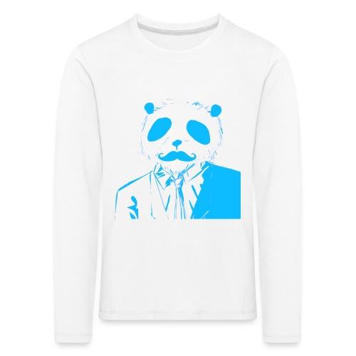 BluePanda Logo - Kids' Premium Longsleeve Shirt