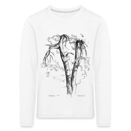 Halaus, Hug - Lasten premium pitkähihainen t-paita
