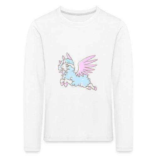 Kawaii Mouton des rêves - T-shirt manches longues Premium Enfant