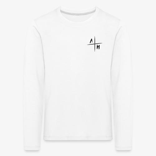 AltijdMitchell Cross Logo - Kinderen Premium shirt met lange mouwen