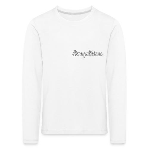 swagalicious png - Kids' Premium Longsleeve Shirt