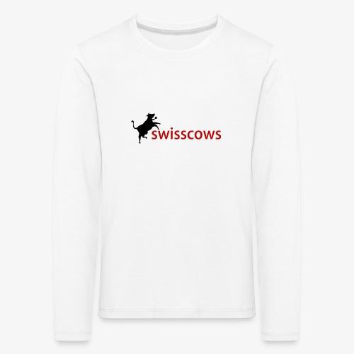 Männer T-Shirt - Kinder Premium Langarmshirt