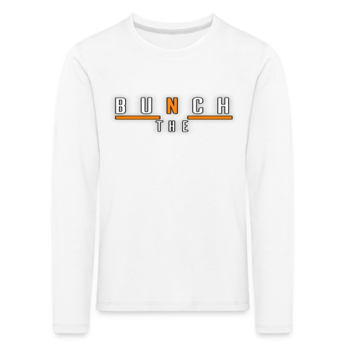 orange png - Kids' Premium Longsleeve Shirt