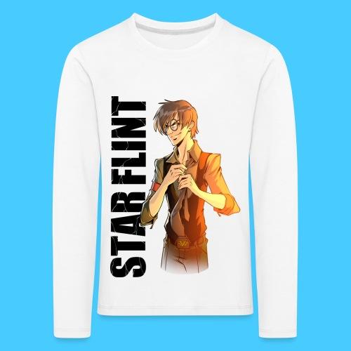 Valentin - T-shirt manches longues Premium Enfant