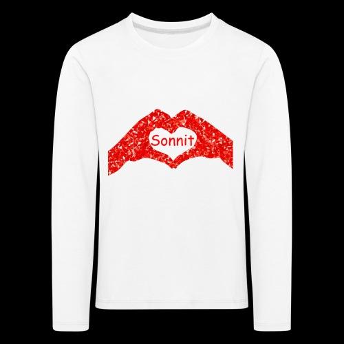 Sonnit Valentines - Kids' Premium Longsleeve Shirt