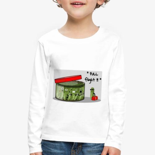 Full flight !!! - T-shirt manches longues Premium Enfant