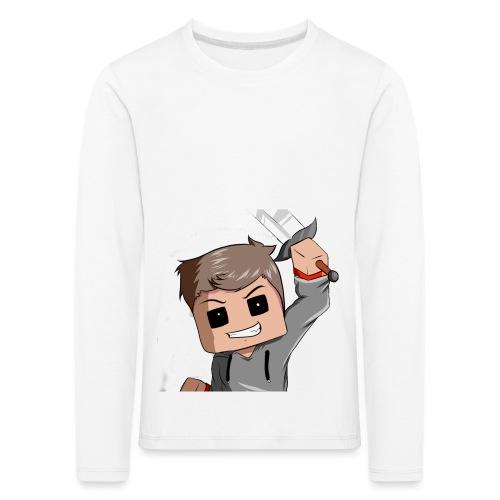 AwaZeK design - T-shirt manches longues Premium Enfant