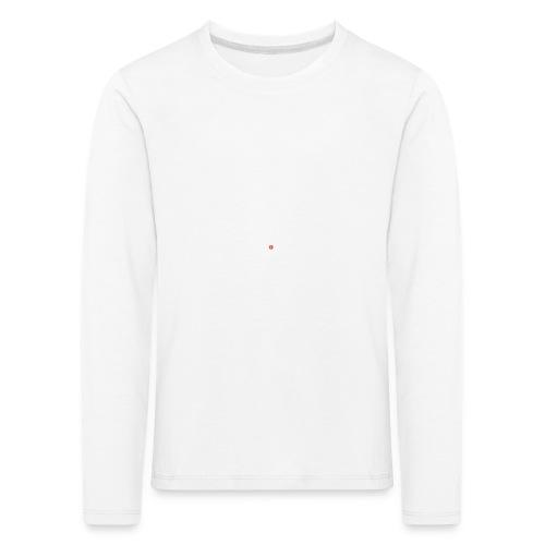 030-png - Koszulka dziecięca Premium z długim rękawem