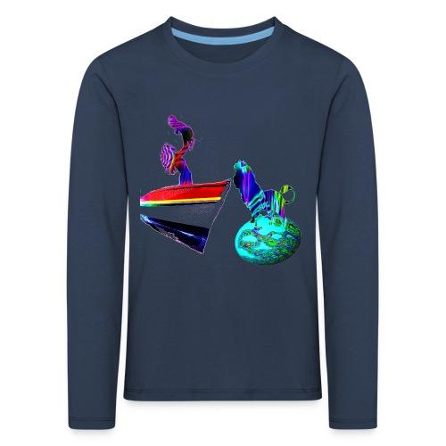 Liberté joie de Gina - T-shirt manches longues Premium Enfant