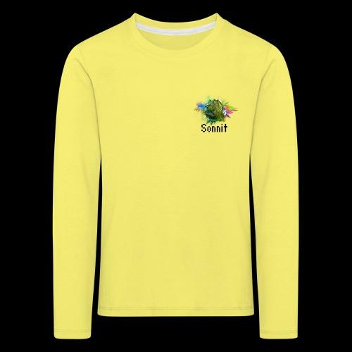 Sonnit Colour Blast - Kids' Premium Longsleeve Shirt
