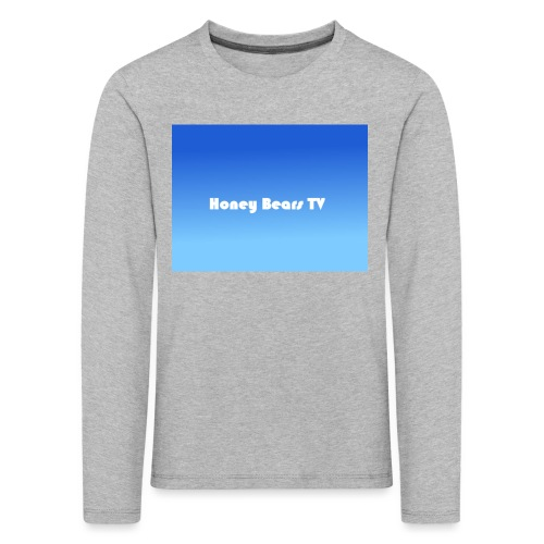 Honey Bears TV Merch - Kids' Premium Longsleeve Shirt