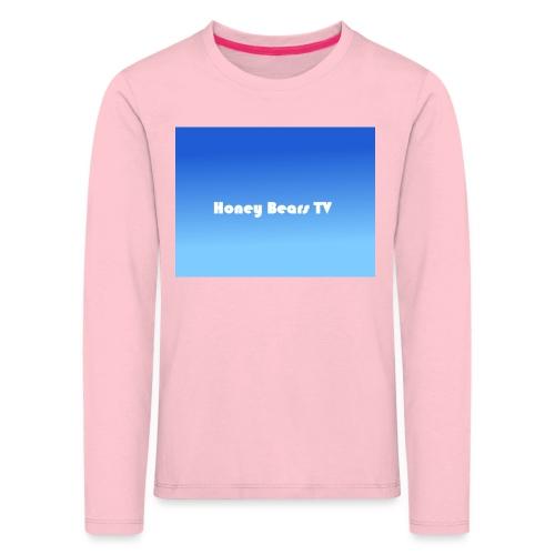 Honey Bears TV Merch - Kids' Premium Longsleeve Shirt