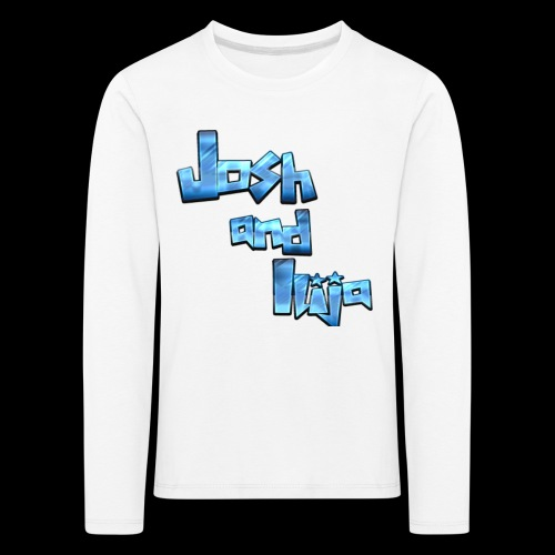 Josh and Ilija - Kids' Premium Longsleeve Shirt