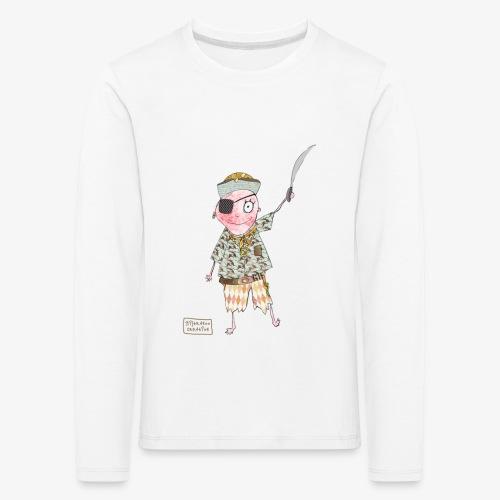 enfant pirate - T-shirt manches longues Premium Enfant