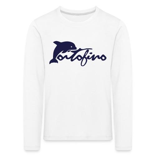 portofino 2019 NAVY - Kids' Premium Longsleeve Shirt