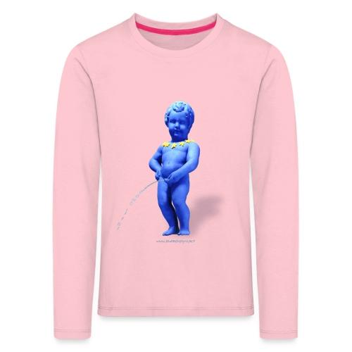EUROPA mannekenpis ♀♂   Enfant - T-shirt manches longues Premium Enfant