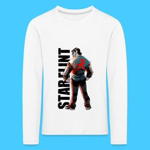 Vargas Draco - T-shirt manches longues Premium Enfant