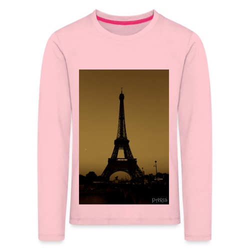 Paris - Kids' Premium Longsleeve Shirt