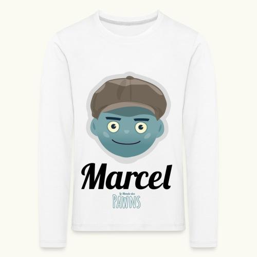 Marcel (Le monde des Pawns) - T-shirt manches longues Premium Enfant