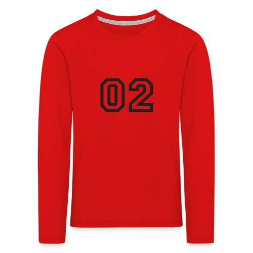 Praterhood Sportbekleidung - Kinder Premium Langarmshirt