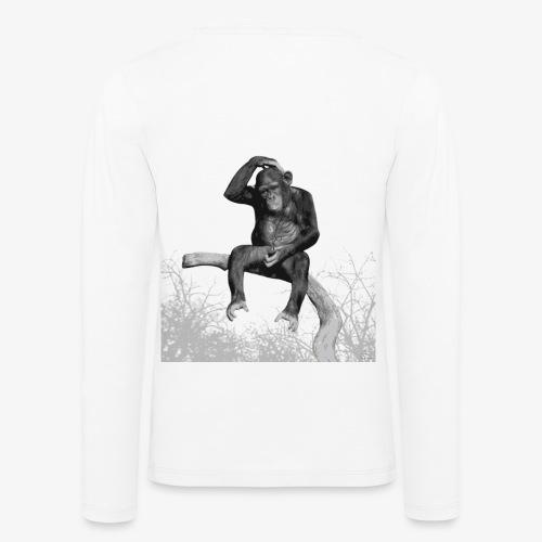 Monkey Music - Kids' Premium Longsleeve Shirt