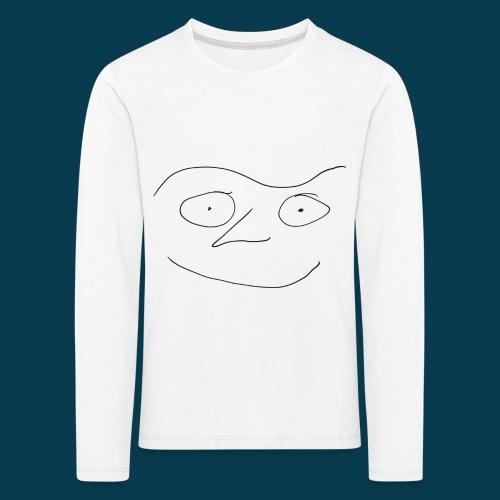 Chabisface Fast Happy - Kinder Premium Langarmshirt