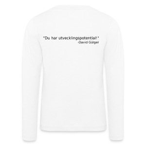 Ju jutsu kai förslag 1 version 1 svart text - Långärmad premium-T-shirt barn