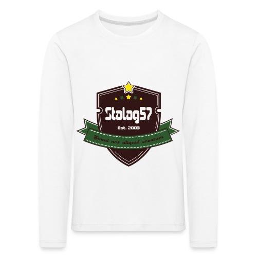 logo - T-shirt manches longues Premium Enfant