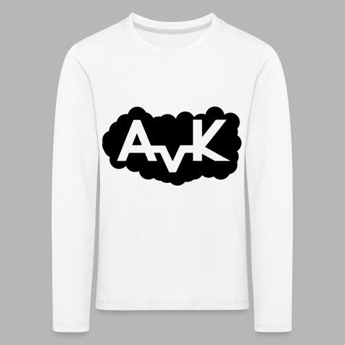 AvK Youngster Cloud - Kinder Premium Langarmshirt