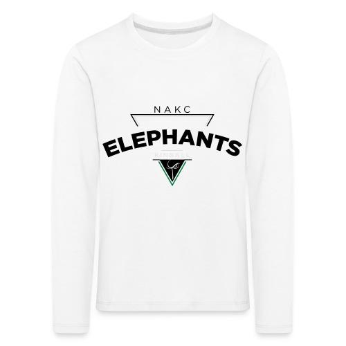 Triangle - T-shirt manches longues Premium Enfant