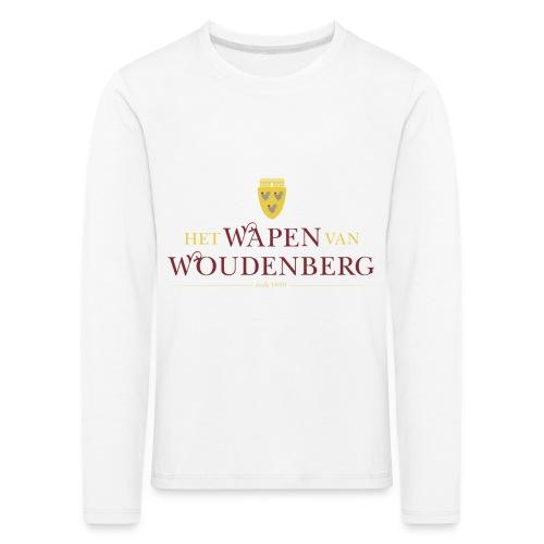DKA_WvW_PNG - Kinderen Premium shirt met lange mouwen