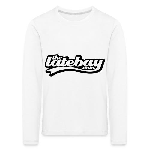 tlb tshirt01 type small 135mm width - Kids' Premium Longsleeve Shirt