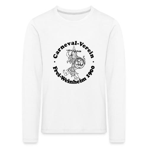 logopullivector - Kinder Premium Langarmshirt