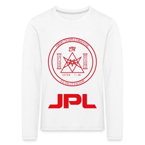 Synical Space - Kids' Premium Longsleeve Shirt