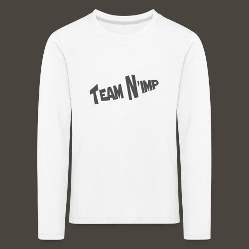 Team N'imp - T-shirt manches longues Premium Enfant
