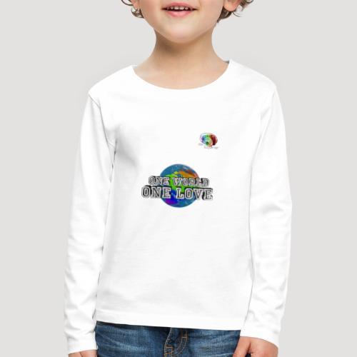 Shirt5 - Kinder Premium Langarmshirt
